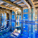 Indoor Pool at Hearst Castle by Kay Gaensler