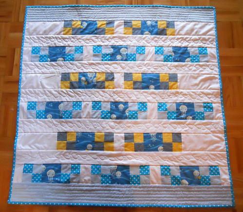 baby boy quilt 2