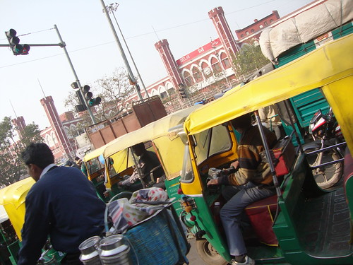 Old Delhi Touring by Vasenka