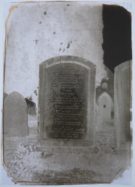 Talbot's Grave