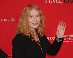 Mia Farrow 2012 Shankbone 2