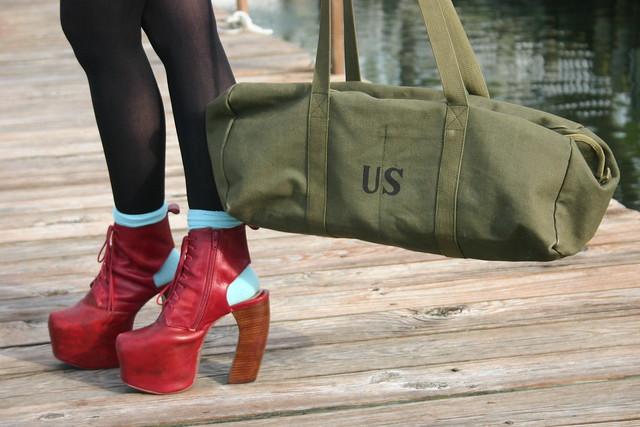 shoe bag deet