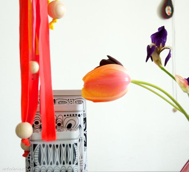 palette di primavera