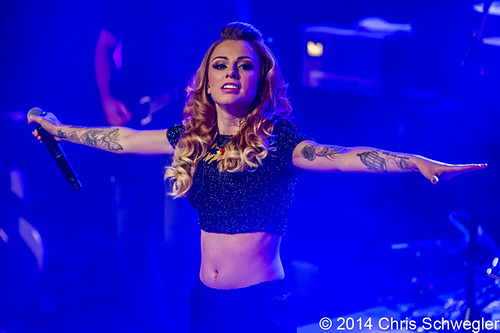 Cher Lloyd – 03-25-14 – I Wish Tour, Saint Andrews Hall, Detroit, MI