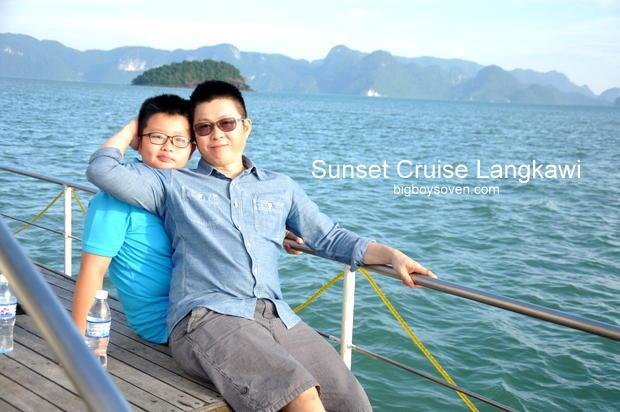 Sunset Cruise Langkawi 7