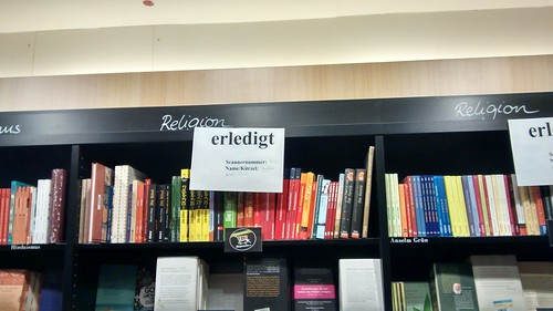 Religion - erledigt