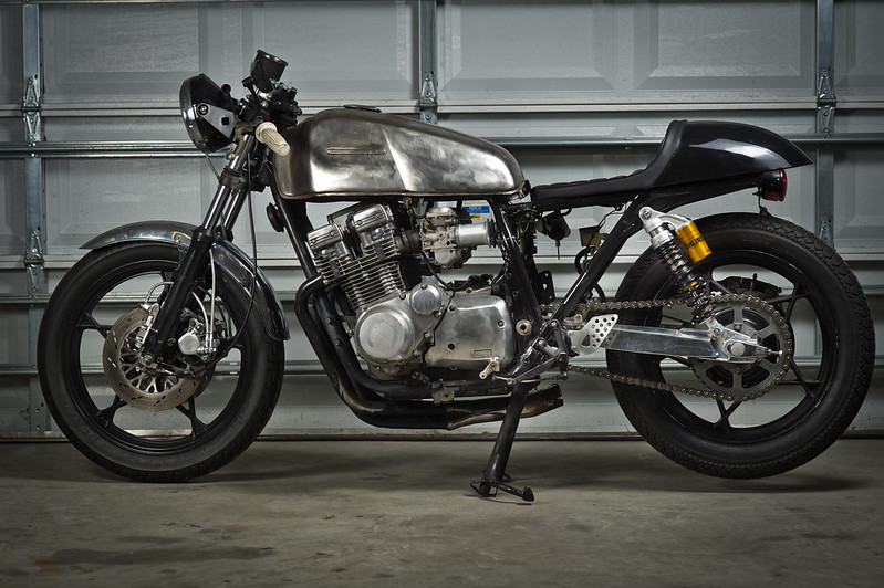 1983 gs750e progress: