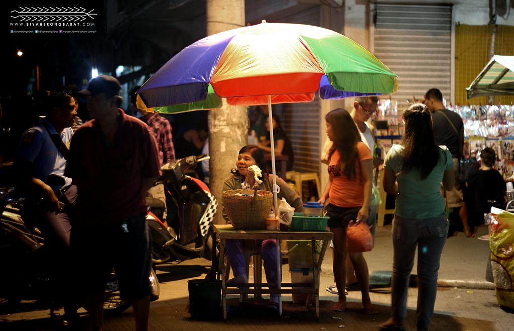 Balut vendor in Tuguegarao City Cagayan