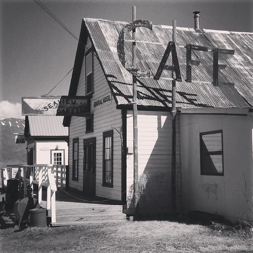 Seaview Cafe, Hope, AK
