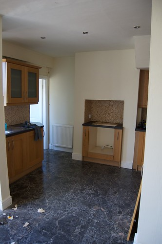 Existing Kitchen Area