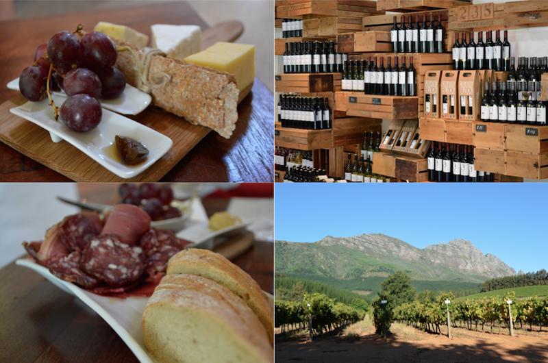 Weingut Südafrika
