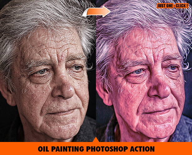 Super Art Photoshop Action