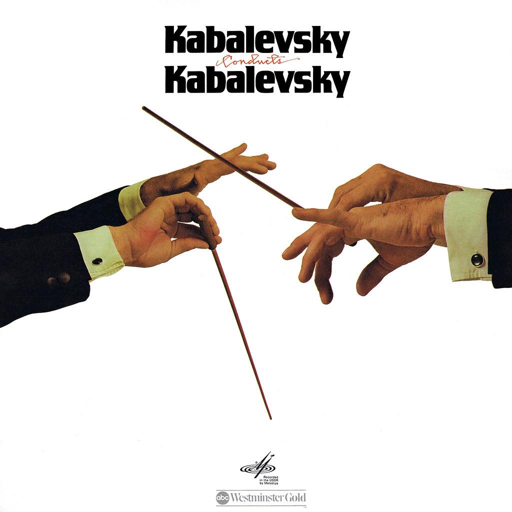 Dmitry Kabalevsky - Kabalevsky Conducts Kabalevsky