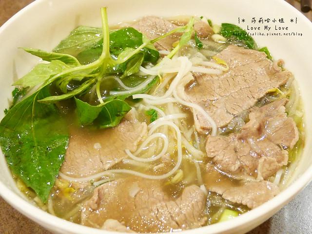 東區餐廳推薦美越牛肉越南河粉 (14)