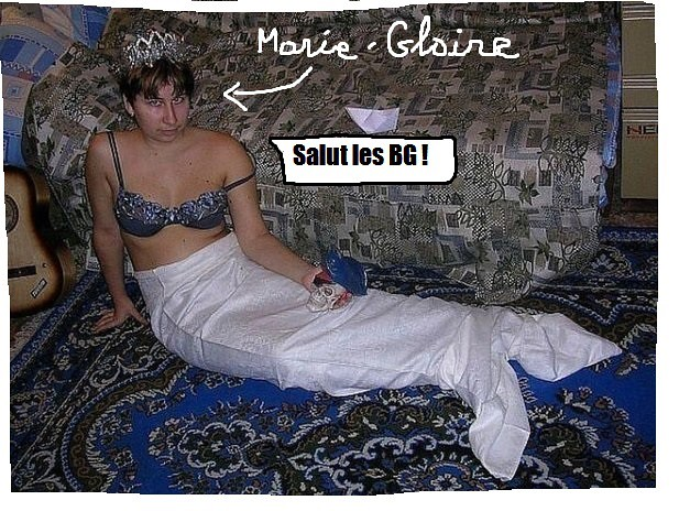 Marie Glaire