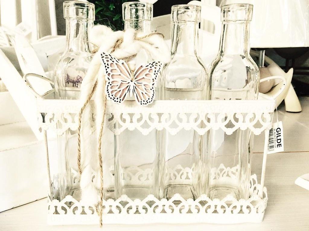 Gilde Gildehandwerk Flaschen Flaschendeko Vase Vasen Flickr