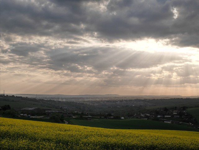 from Woodingdean