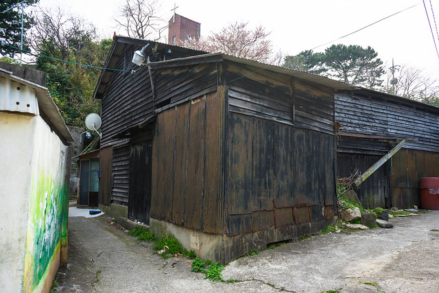 Former salted fish warehouse, Gampo, South Korea
