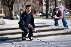 No Skating Allowed - Albany, NY - 2009, Mar - 04.jpg by sebastien.barre