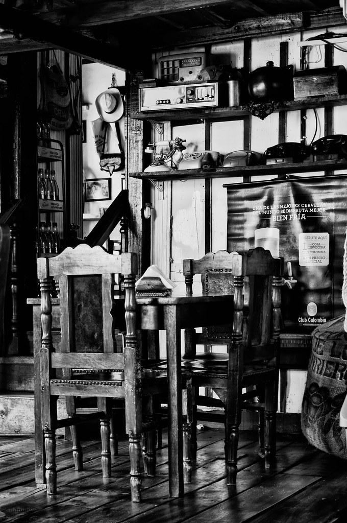 Imagen de un restaurante - Imágenes de Salento, Quindio
