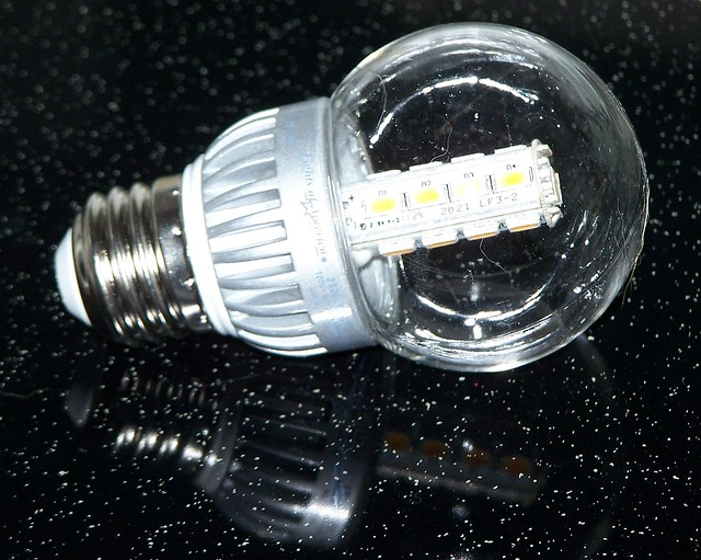 4 watt 200 lumen 3000 kelvin led bulb flickr photo sharing. Black Bedroom Furniture Sets. Home Design Ideas