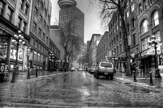 Vancouver Streets