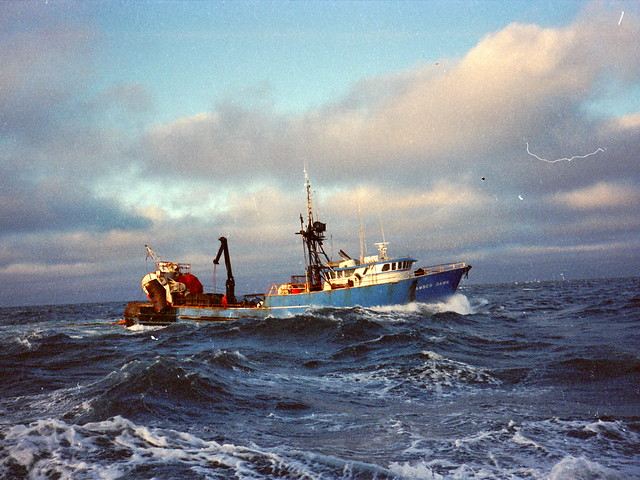 Flickr the bering sea fishing vessels trawlers crabbers for Bering sea fishing
