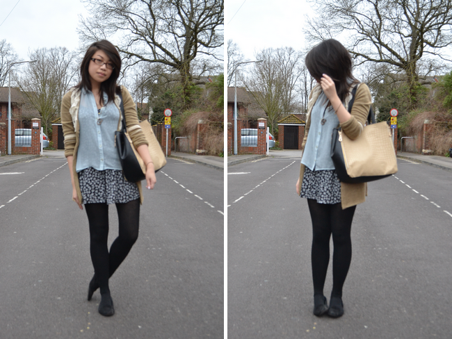 daisybutter - UK Style Blog: fashion blogger, british style, hong kong boutique, what i wore, pastel blue, playsuit