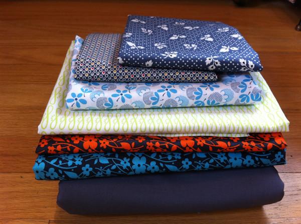 Denyse Schmidt fabrics from JoAnn