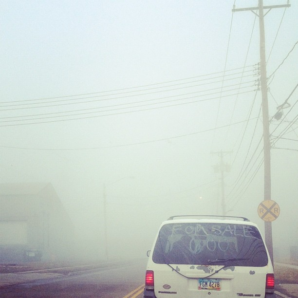 Crazy fog