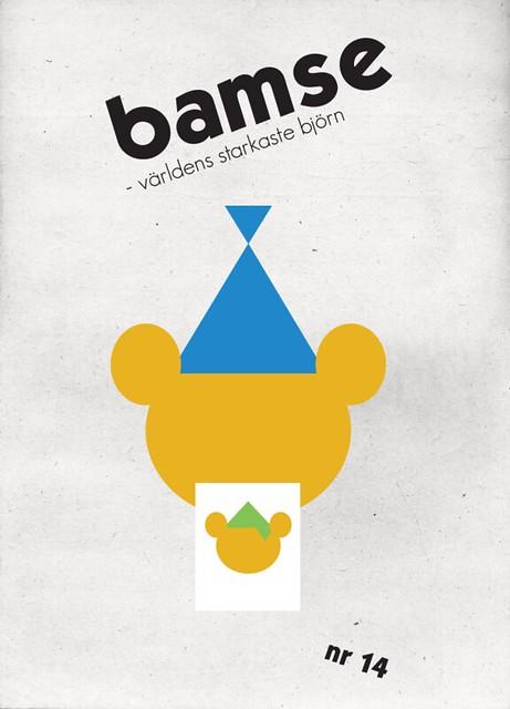 Bamse Bauhaus