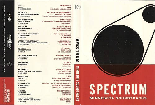 Spectrum DVD (2003)