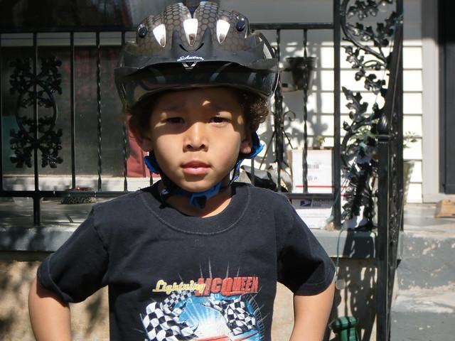 Serious Bike Rider
