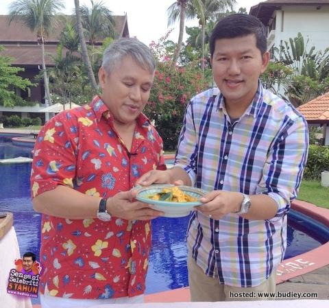 Budiey & Chef Wan