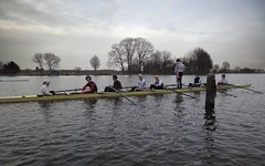 coxswain(1.0), sports(1.0), rowing(1.0), recreation(1.0), outdoor recreation(1.0), watercraft rowing(1.0), boating(1.0), water sport(1.0),