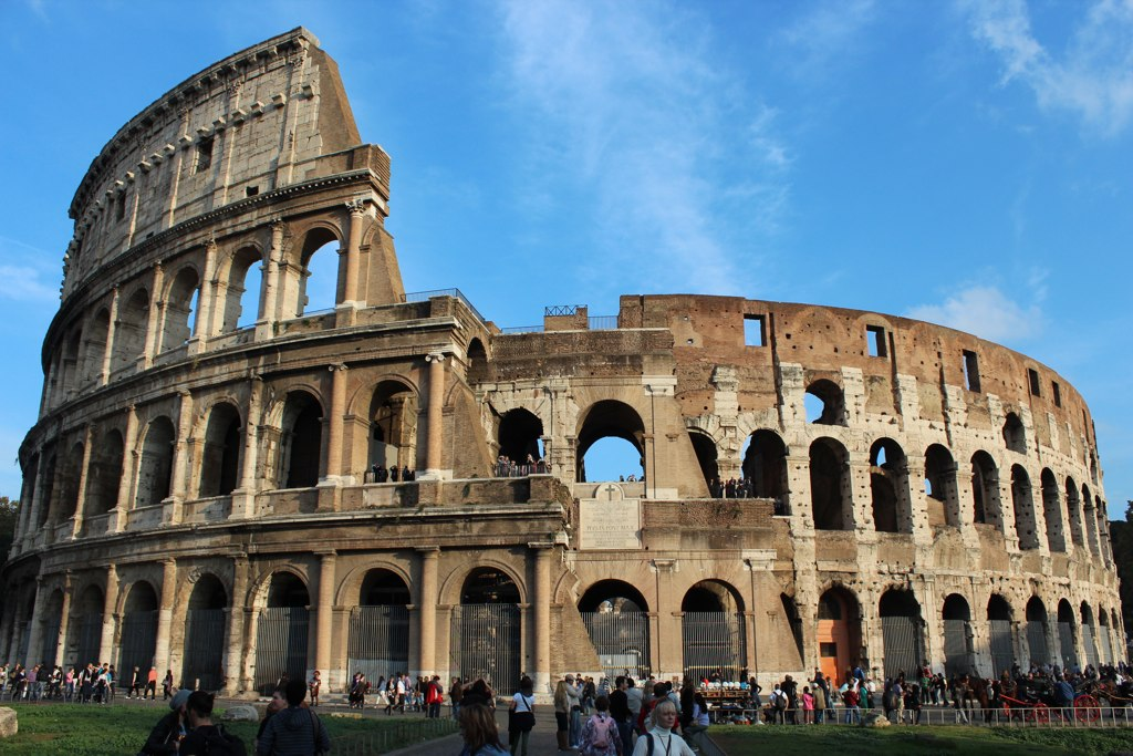Colosseum Rome, My Top 5 Roman Amphitheaters to see around the world