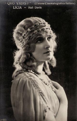 Lilian Hall-Davis in Quo vadis?
