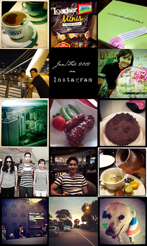 Insta-Photo Update - Jan-Feb 2012