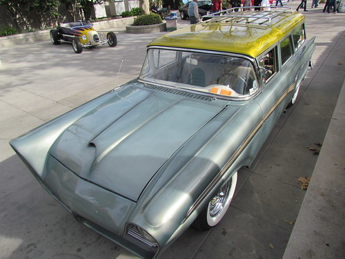 57 Ford stationwagon