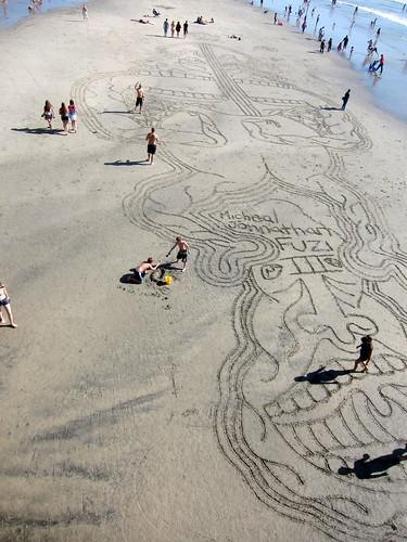 IMG_3633: Beach Art
