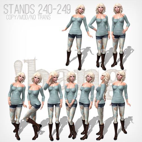 !bang - stands 240-249