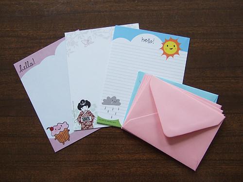 Letter Set Variety Pack