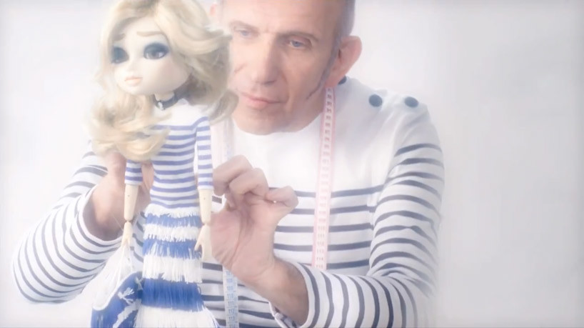 Jean Paul Gaultier loves dolls !!!!
