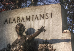 Alabama Monument Detail