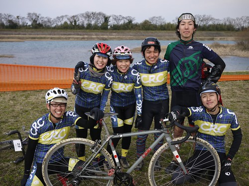 CRC Memorial Cyclocross Team