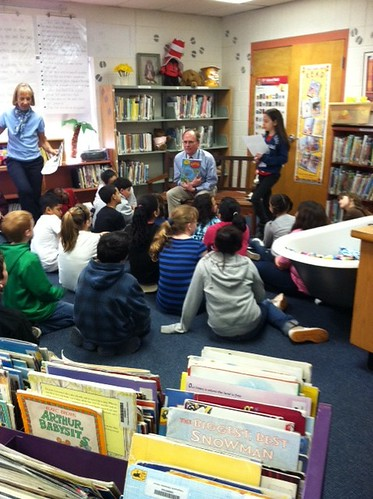 Read Across America Event in Nashua by Rep. Charles Bass