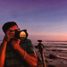 Sunset Shooter by Sandeep K Bhat