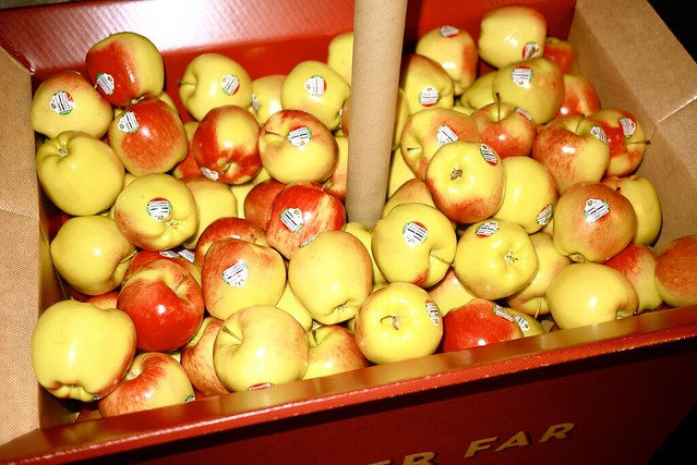 BC Tree Fruits Apple Month | Earls Yaletown V-Lounge