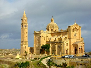 Ta' Pinu Church, Gozo