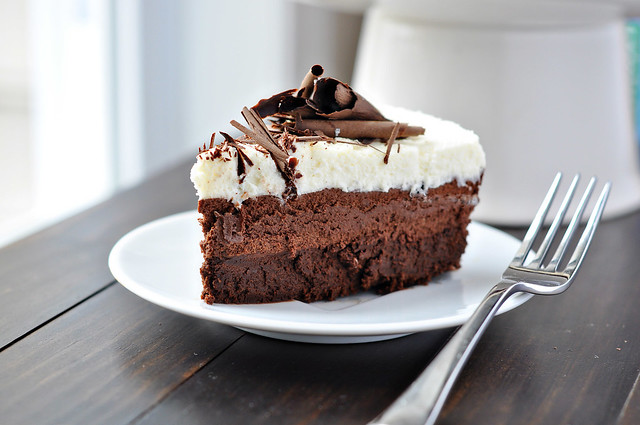 Triple Chocolate Mousse Cake - Cook Like A ChampionCook Like A ...
